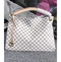 Louis Vuitton Damier Azur Canvas Artsy MM N41174