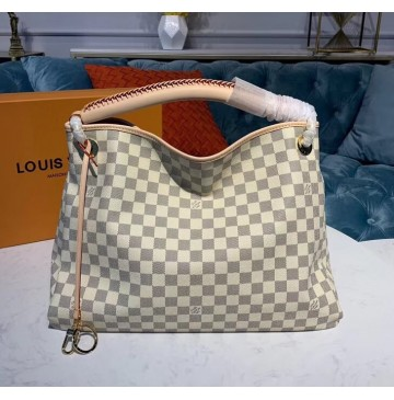 Louis Vuitton Damier Azur Artsy MM N40253