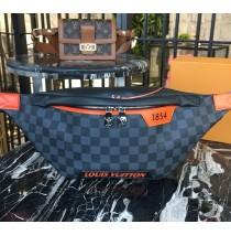 Louis Vuitton Monogram Cobalt Discovery Bumbag N44445
