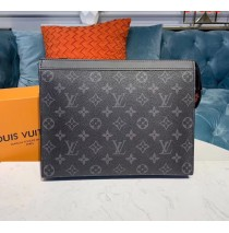 Louis Vuitton Monogram Eclipse Pochette Voyage MM M61692
