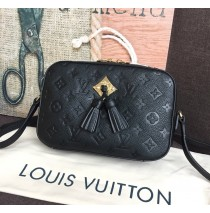Louis Vuitton Monogram Empreinte Leather Saintonge M44593