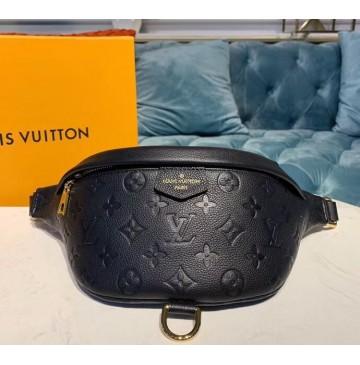 Louis Vuitton Monogram Empreinte Bumbag Noir M44812