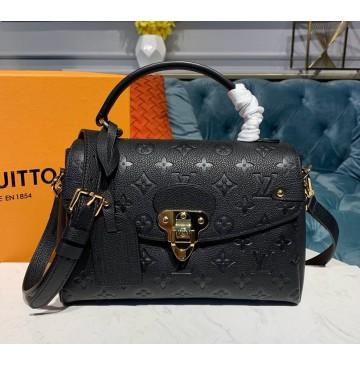 Louis Vuitton Monogram Empreinte Leather Georges BB M53941