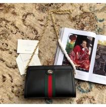 Gucci Ophidia GG Small Shoulder Bag GU503877L-black