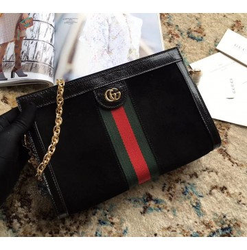Gucci Ophidia GG Small Shoulder Bag GU503877LC-black