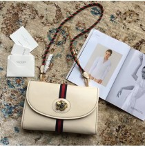 Gucci Rajah Medium shoulder bag GU564697L-white
