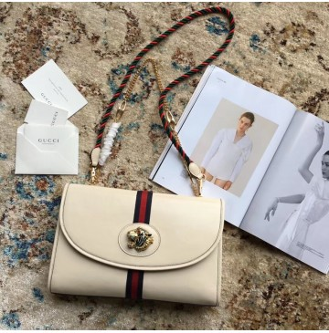 Gucci Rajah Medium shoulder bag GU564697L-white