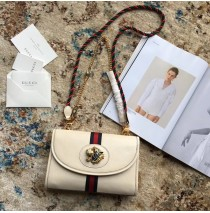 Gucci Rajah small shoulder bag GU570145L-white