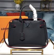 Louis Vuitton Lockme Day Marine Rouge M53645