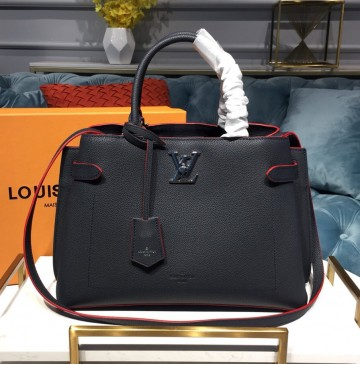 Louis Vuitton Lockme Day Marine Rouge M53645