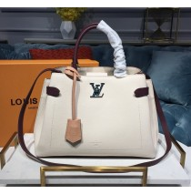 Louis Vuitton Lockme Day Rose Soie Quartz Calla M53647