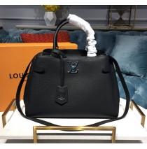 Louis Vuitton Lockme Day Black M53730