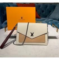 Louis Vuitton Mylockme Pochette M63926-beige