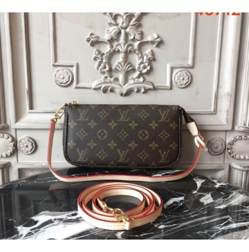 Louis Vuitton Monogram Canvas Pochette Accessoires NM M40712