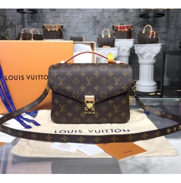 Louis Vuitton Monogram Metis Pochette M40780