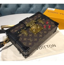 Louis Vuitton Monogram Canvas Petite Malle M44199