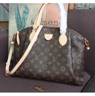 Louis Vuitton Monogram Canvas Rivoli MM M44546