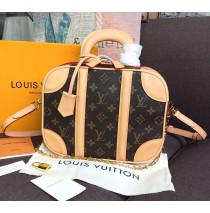 Louis Vuitton Monogram Canvas Valisette PM M44581