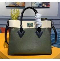Louis Vuitton On My Side M53824-green