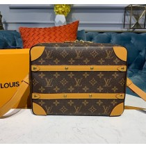 Louis Vuitton Monogram Canvas Soft Trunk Messenger PM M68494