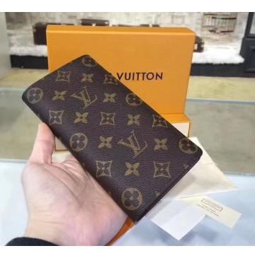 Louis Vuitton Monogram Brazza Wallet M66540