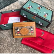 Gucci x Disney card case GU-W602535