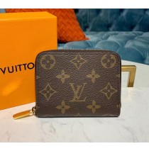 Louis Vuitton Monogram Canvas Zippy Coin Purse M60067