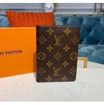 Louis Vuitton Monogram Canvas Passport Case M60181