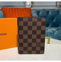 Louis Vuitton Damier Ebene Passport Case N60189