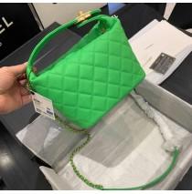 Chanel Hobo Bag C1746-green