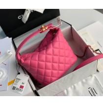 Chanel Hobo Bag C1746-rose