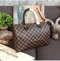 Louis Vuitton Damier Ebene Speedy 30 N41364
