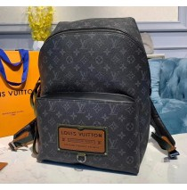 Louis Vuitton Monogram Eclipse Discovery Backpack M45218