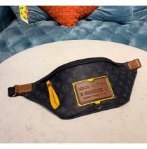 Louis Vuitton Monogram Eclipse Discovery Bumbag M45220