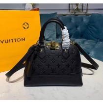 Louis Vuitton Monogram Empreinte Leather Neo Alma BB M44829-black