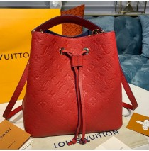 Louis Vuitton Monogram Empreinte Neonoe MM M45256-red