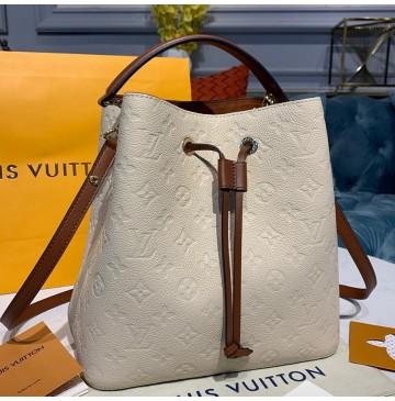 Louis Vuitton Monogram Empreinte Neonoe MM M45307