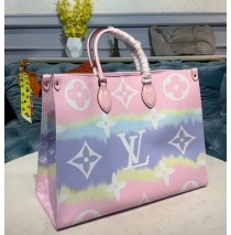 Louis Vuitton Escale Onthego GM Pastel M45119