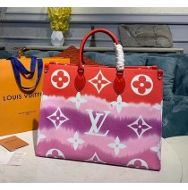Louis Vuitton Escale Onthego GM Red M45121