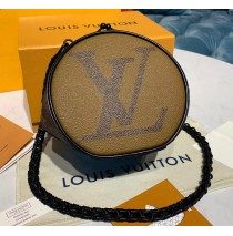 Louis Vuitton Monogram Giant Boursicot BC M45280