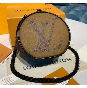 Louis Vuitton Monogram Giant Boursicot BC M45280