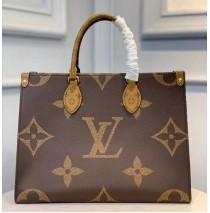 Louis Vuitton Monogram Giant Cavnas Onthego MM M45321