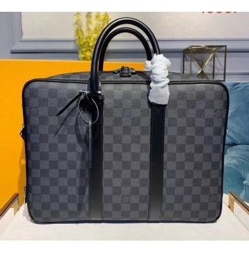Louis Vuitton Damier Graphite Icare N40007