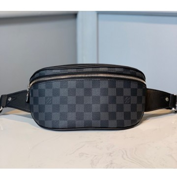 Louis Vuitton Damier Graphite Campus Bumbag N40362