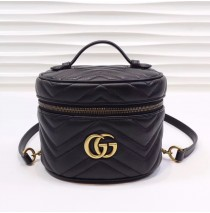 Gucci GG Marmont Mini Backpack GU598594-black