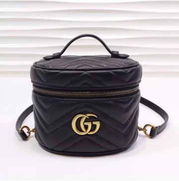 Gucci GG Marmont Mini Backpack GU598594-black