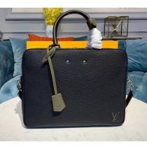 Louis Vuitton Armand Briefcase MM M55227-black