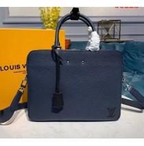 Louis Vuitton Armand Briefcase MM M55228-blue