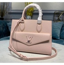 Louis Vuitton Lockme Tote PM Pink M55818