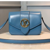 Louis Vuitton Pont 9 Storm Blue M55947